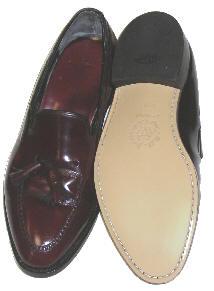 Resole Ecco Dress Shoes